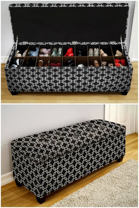 Living In A Shoebox  14 Great Ways To Store Your Shoes