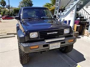 1991 Daihatsu Rocky 4x4 Suv 5