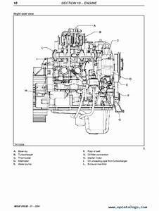 New Holland Lm1340  Lm1440  Lm1740 Telehandlers Manual Pdf