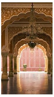 royal interior in Jaipur palace, India – Experience Travel ...