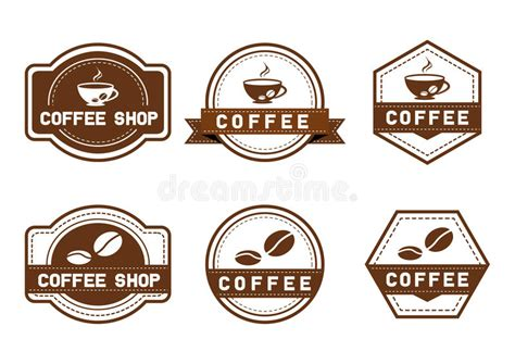Vector Coffee Vintage Logo Stock Vector. Illustration Of Robusta Coffee Spot Price Tassimo T12 Pods Green Extract Is It Safe And Garcinia Cambogia Testimonials Beans Roasted Large Bialetti Maker Sydney
