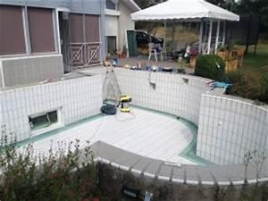Renovation Piscine Carrelée : la r novation de piscine carrel e par marlotte piscines et ~ Premium-room.com Idées de Décoration