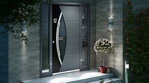 bien choisir sa porte d39entree verre clair With comment choisir une porte d entree