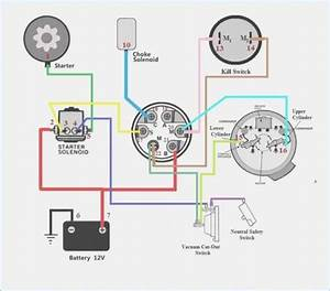 Marine Ignition Switch Wiring Diagram