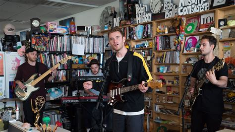 Npr Tiny Desk Tom Misch Tiny Desk Concert Npr