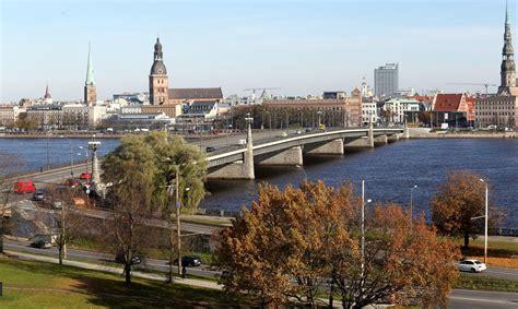 Portāls: Rīga ir desmitā zaļākā pilsēta pasaulē ...