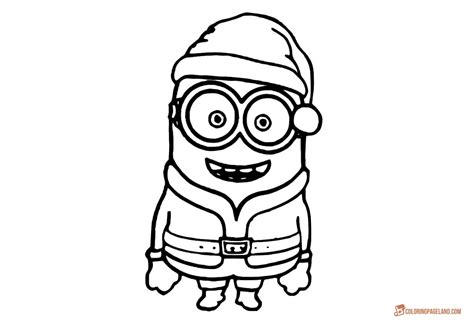 Minion Coloring Pages Free Download Best Minion Coloring