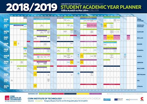 cit cork institute technology semester calendar