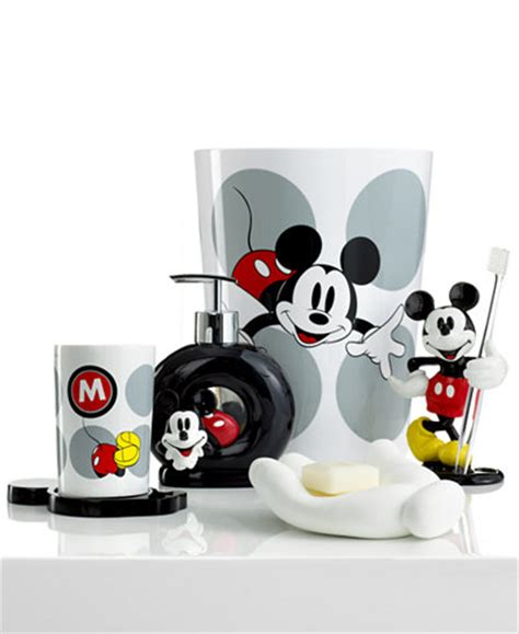 disney bath accessories disney mickey mouse toothbrush holder bathroom accessories bed