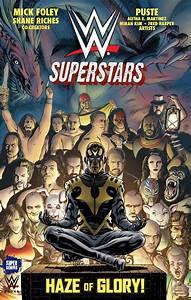 WWE Superstars Vol 2 Super Genius Comics