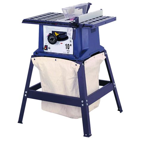 harbor freight table saw stand table saw dust bag