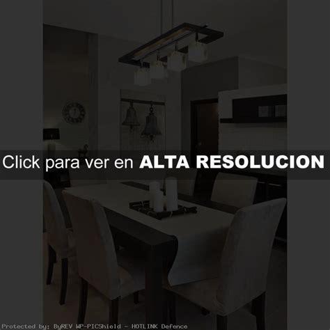 iluminacion moderna de comedores decoracion de interiores