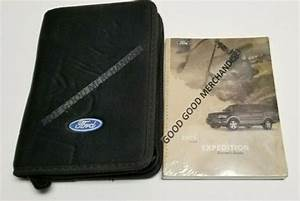 2005 Ford Expedition Owners Manual Sport Xl S T Limited