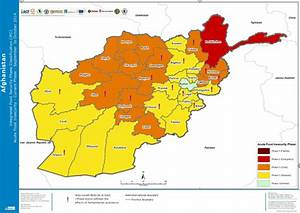 Afghanistan Integrated Food Security Phase Classification