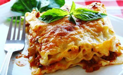 lasagnes faciles pour 6 personnes recettes à table