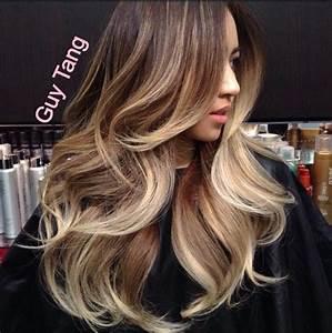 Dark Blonde Ombre | Hair | Pinterest