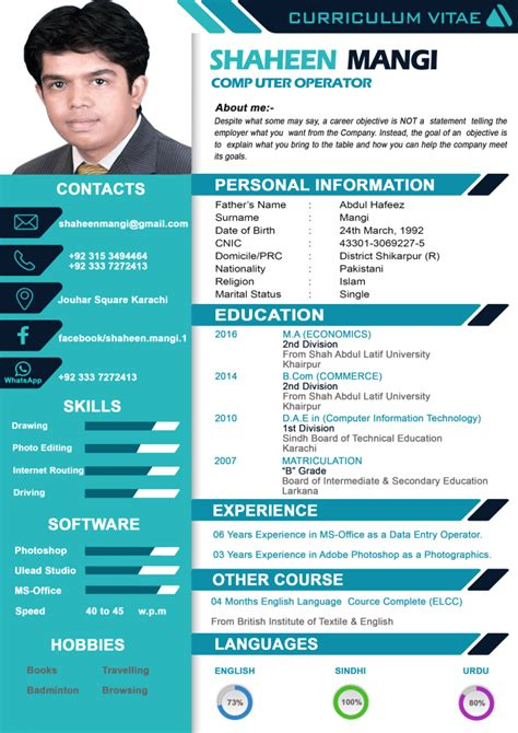 Attractive Cv Templates by Design Attractive Cv And Resume Designs For You By