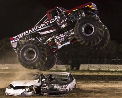 monster truck show boston monster trucks take over santa maria fairpark