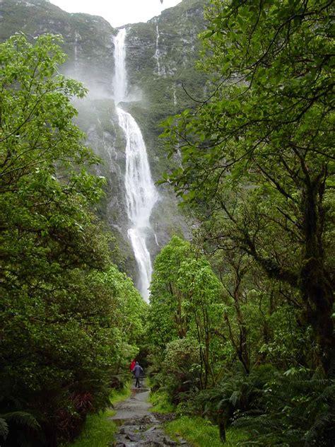 Top Tallest Waterfalls Based Cumulative Height