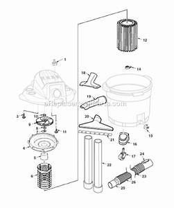 Ridgid Wd12450 Parts List And Diagram   Ereplacementparts Com