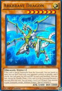 arkbrave dragon structure deck rise of the true dragons