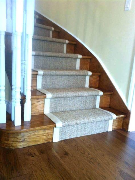 stairway carpet staircase ideas runner  modern stair