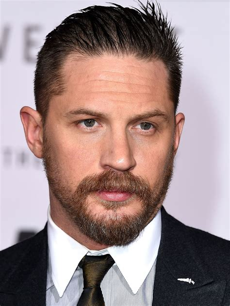 Steal Tom Hardy Beard Style Even You Hated Venom