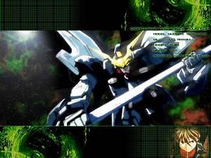 Gundam Wing Deathscythe Wallpaper - WallpaperSafari