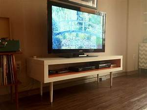 Ikea Table Tv : ikea tv stand designs you can build yourself ~ Teatrodelosmanantiales.com Idées de Décoration