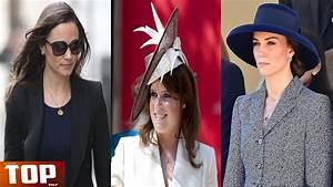 Kate Middleton, Princess Eugenie Wedding Feud: Pippa ...