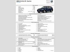 Lanzamiento BMW X3 xDrive 20d y 35i ARGENTINA AUTOBLOG