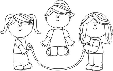 jump rope clipart black and white black and white jumping rope clip black and