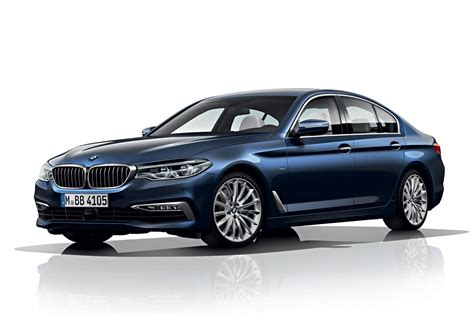 New 2017 Bmw 5series Revealed Lighter, Quicker, More