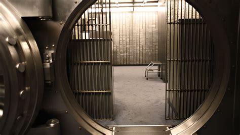 Security Safe Door Grille Steel Store Bank Design