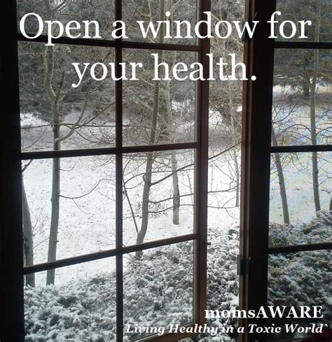 Open Snow by Aware Open A Window Even In The Winter
