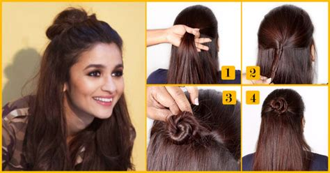 How To Do Hairstyles by Top 5 Minutes Hairstyles For Office K4 Fashion