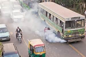 Air Pollution Car Emissions