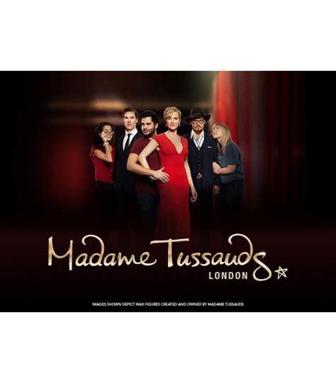 ingresso madame tussaud londra madame tussauds city cards italia s a s