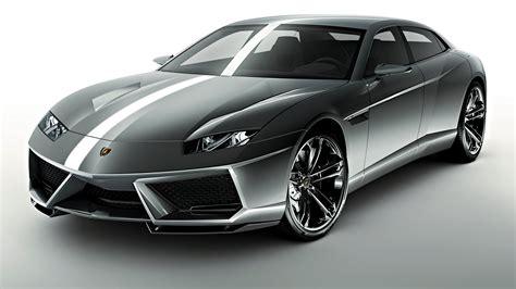 News - Lamborghini May Add 2+2 Grand Tourer By 2025 - Report