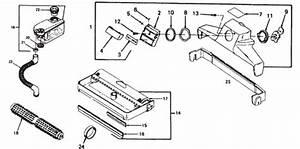 Kirby Ultimate G Repair Parts  U0026 Diagrams
