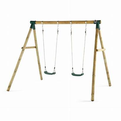 Swing Marmoset Wooden Swings Double Sets Accessories