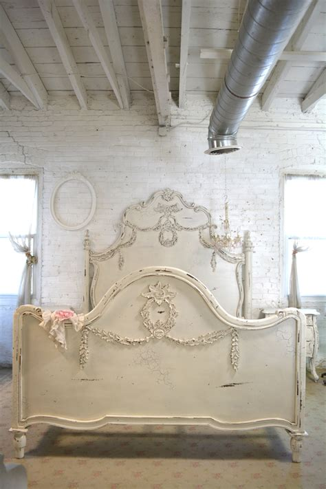 bed shabby chic shabby chic romantic beds