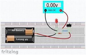 Comment Mesurer Amperage Avec Multimetre : bases lectronique la fabrication num rique tutoriels ~ Premium-room.com Idées de Décoration