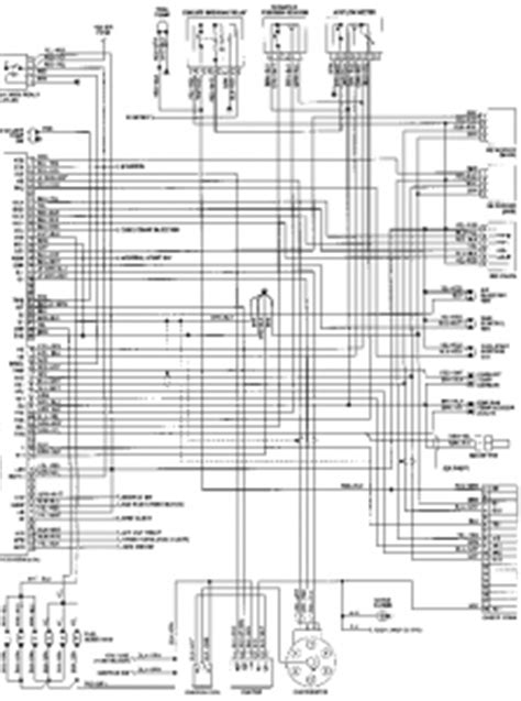 wiring diagram 1991 toyota land cruiser 4 0l free