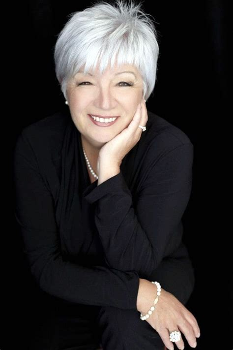 28 Best Hair Color For Women Over 60 Images On Pinterest