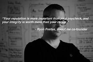 """Your repu... Reputation Worth Quotes"