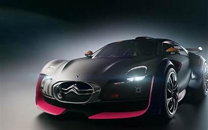 Citroen Survolt Sports Crazy Elegantly Vehicle 1080p
