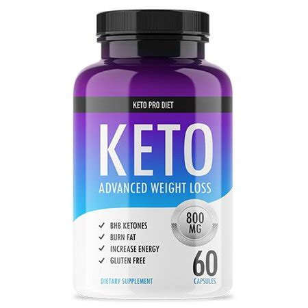 keto pro diet advanced keto weight loss supplement