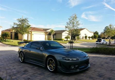 For Sale Usa by Nissan S15 For Sale Usa Ebay Craigslist Ad