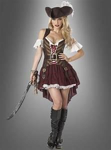 Damen Kostüm Piratin : piratenkost m damen piratin bei ~ Frokenaadalensverden.com Haus und Dekorationen